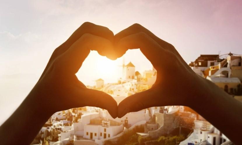 Najromantickejšie miesta v Grécku