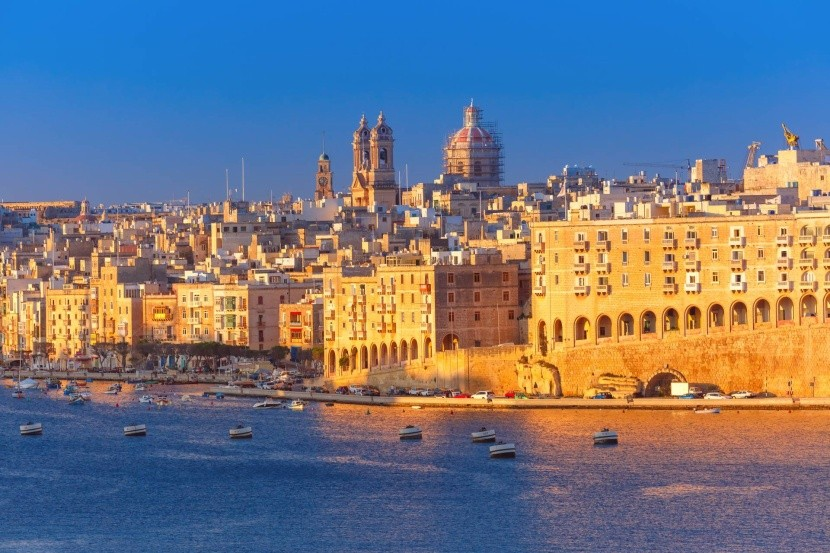 Tři města, Malta