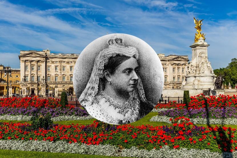 Kráľovná Victoria, Londýn, Veľká Británia