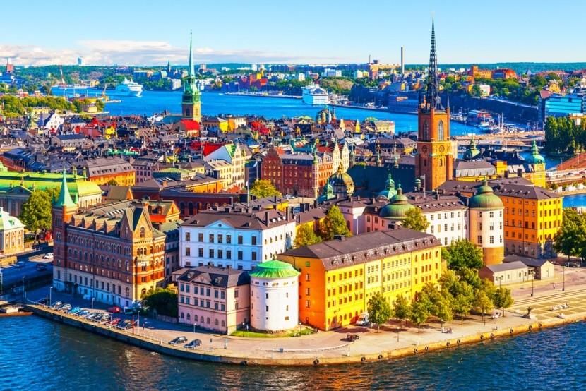 Stockholm a svéd királyi város