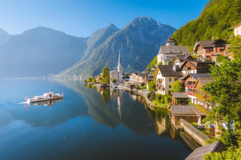 Hegyek és tavak Ausztriában
