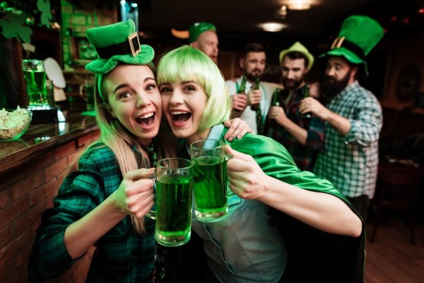 Den svatého Patrika se oslavuje pivem