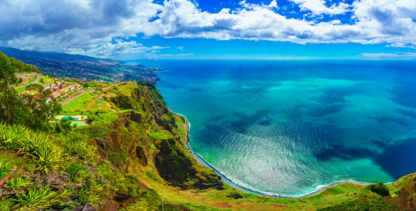 Madeiru si nejde nezamilovať