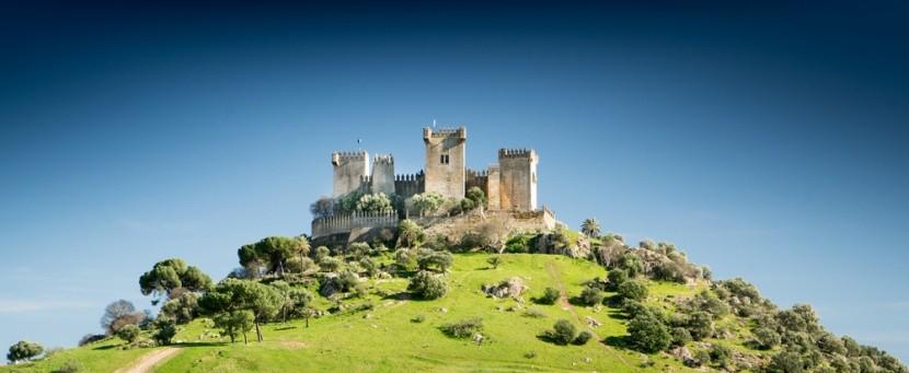 Castillo de Almodóvar: Lannister székhely
