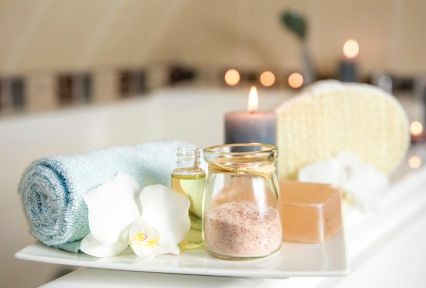 Gyógynövényes pihentető sófürdő