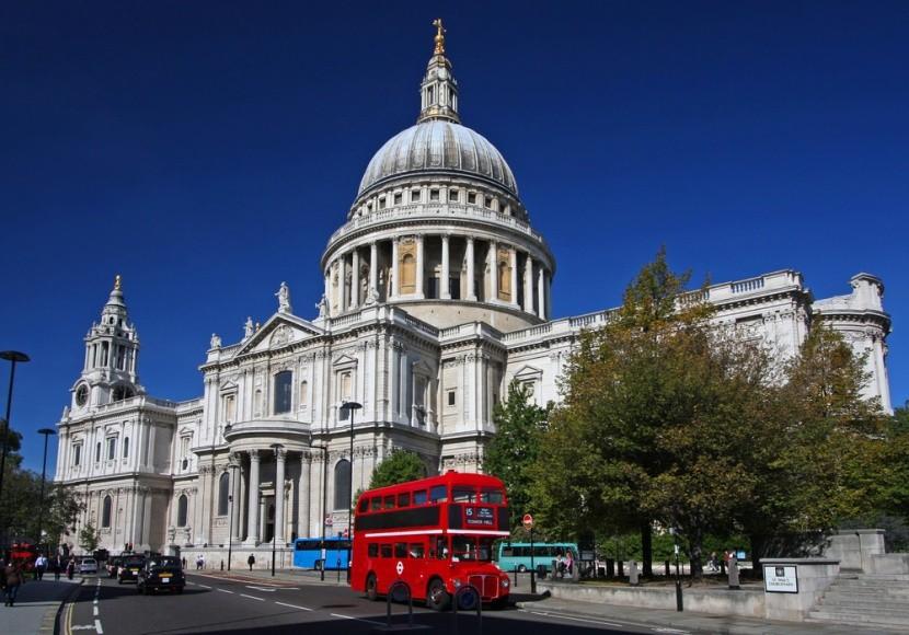 Szent Pál-székesegyház, London
