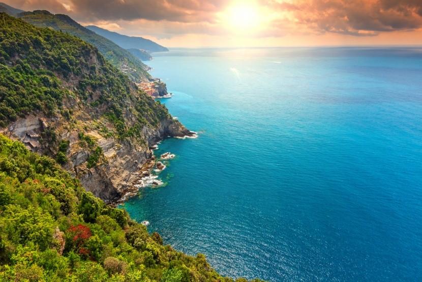 Cinque Terre Nemzeti Park