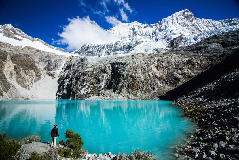 Jezero 69 v Peru
