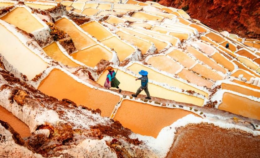 Soľné doly Maras