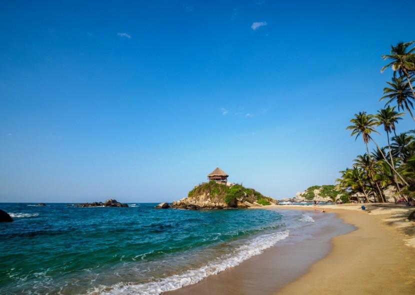 El Cabo San Juan, Magdalena, Kolumbia