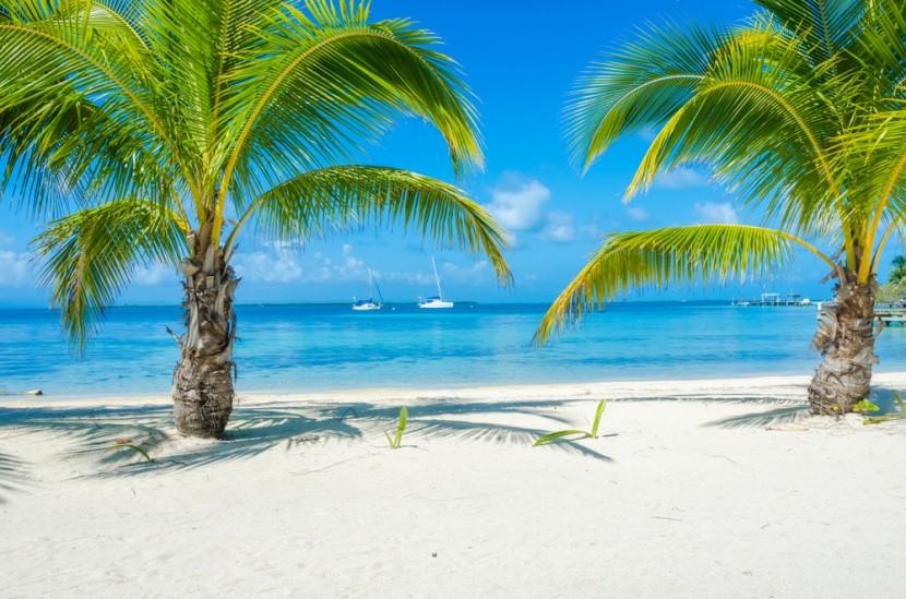 Belize, Karibské more