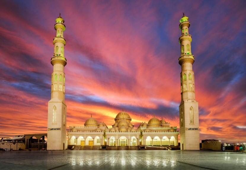 Mecset Hurghadában