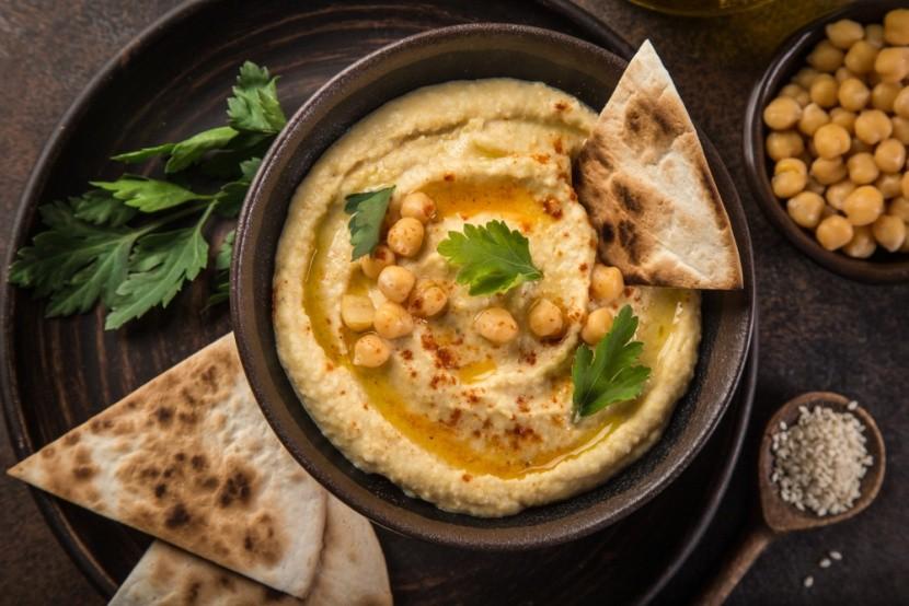 Hummus poteší telo aj dušu kedykoľvek