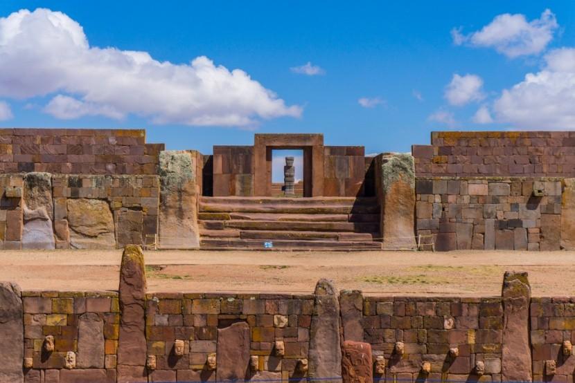 Ruiny Tiwanaku, Bolívia
