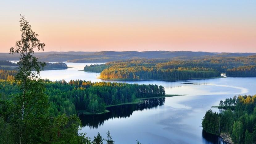 Saimaa, Finnország