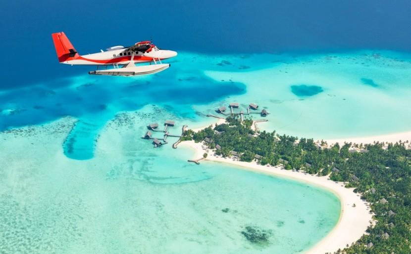 Co ostrov, to jeden božský resort