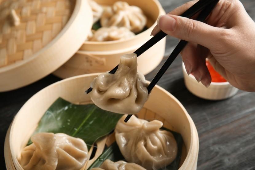 Čínske knedlíčky baozi