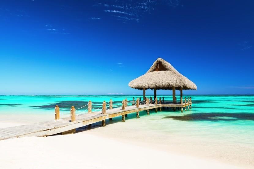 Dokonalé pláže v Dominikáne