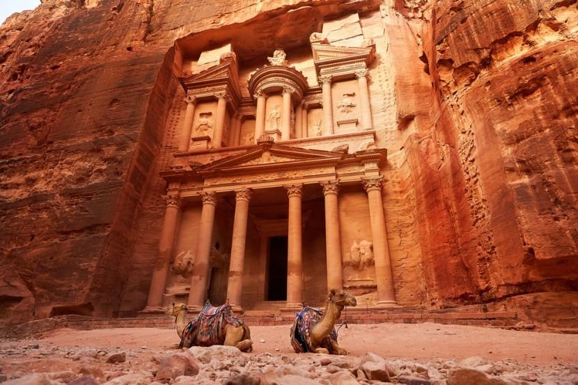 Nabataean, Jordánsko