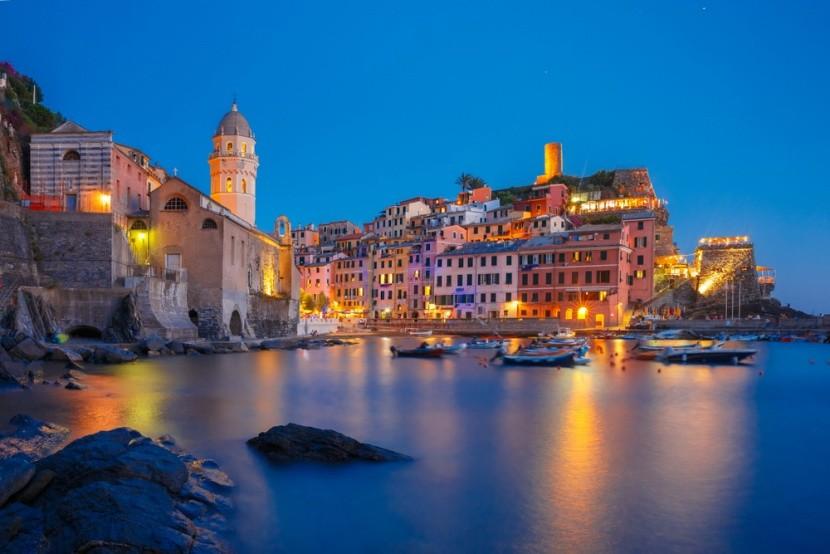 Santa Margherita a szerelemhely