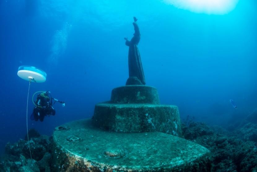 Cristo degli abissi-A mélység Krisztusa