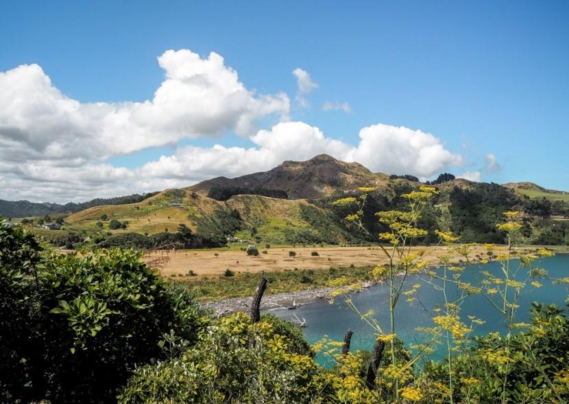 Hora Taranaki, Nový Zéland