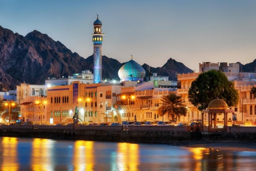 Muscat, Omán fővárosa