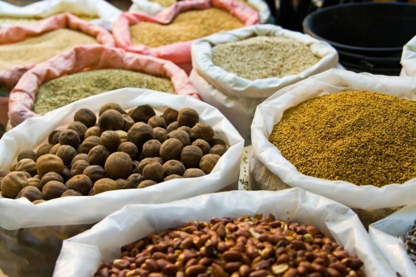 Omán íze és illata