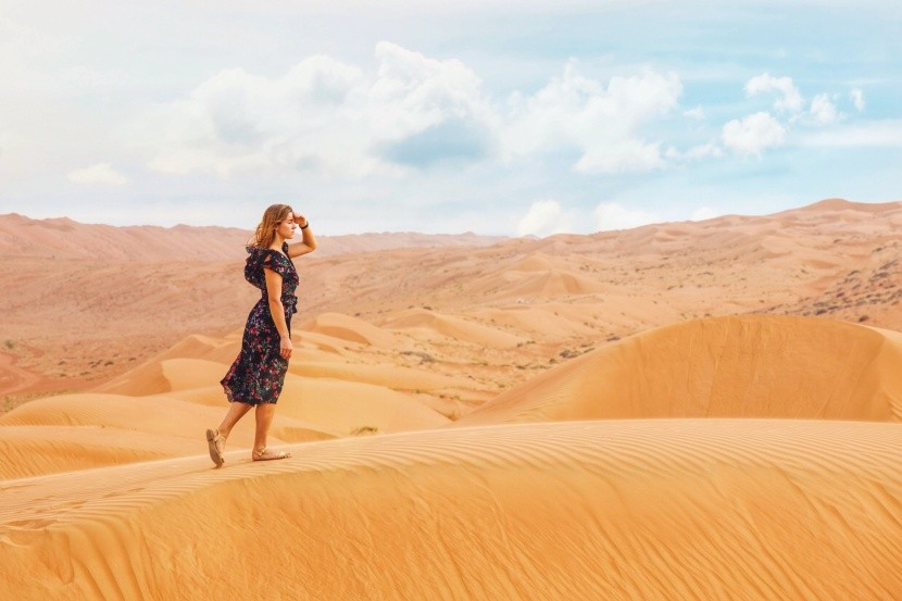 Omán - az elegáns kelet