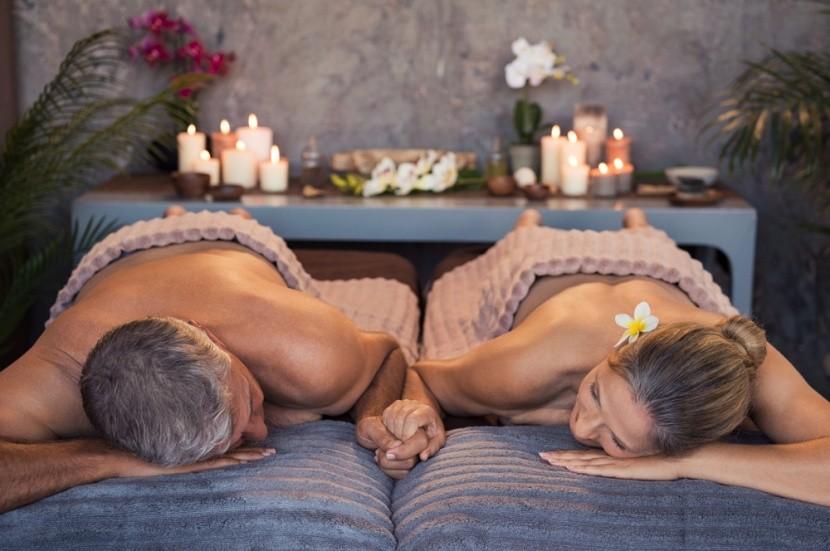 Romantikus spa élmény