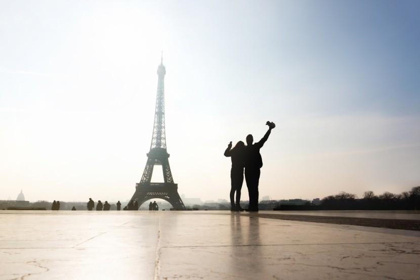 Párizs a szerelem városa