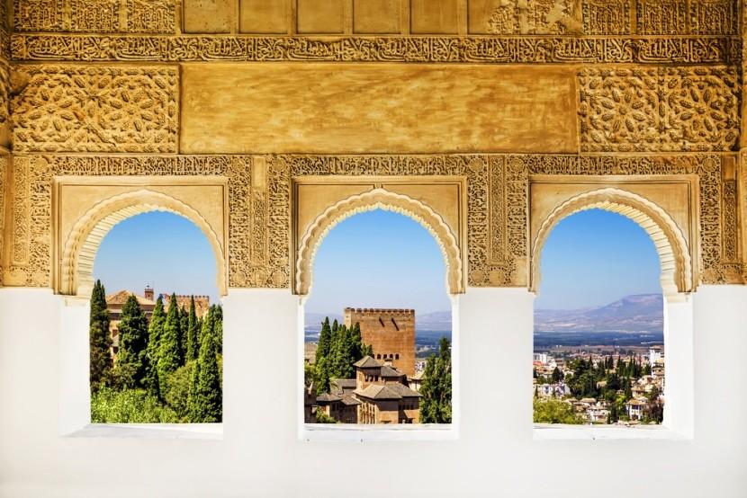 Palác Alhambra, Španělsko