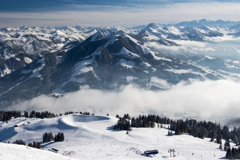 Kitzbühel, Ausztria