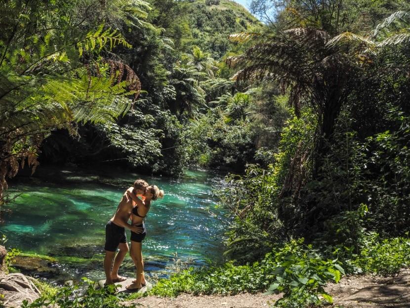 Blue Springs, Nový Zéland