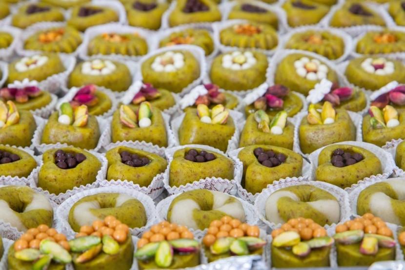 Tradiční tuniské sladkosti