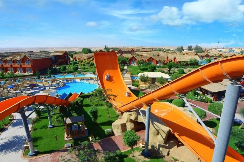 Hotel Albatros Jungle Aqua Park