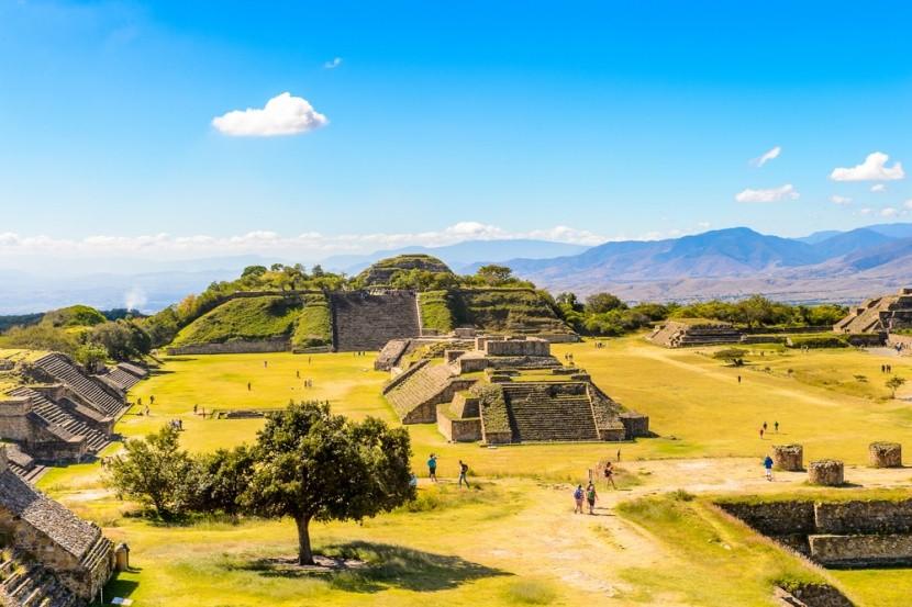 Archeologické naleziště Monte Alban