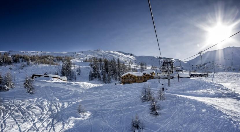 Puy Saint Vincent, Alpok
