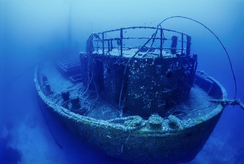 Vrak lodi, Galitské ostrovy