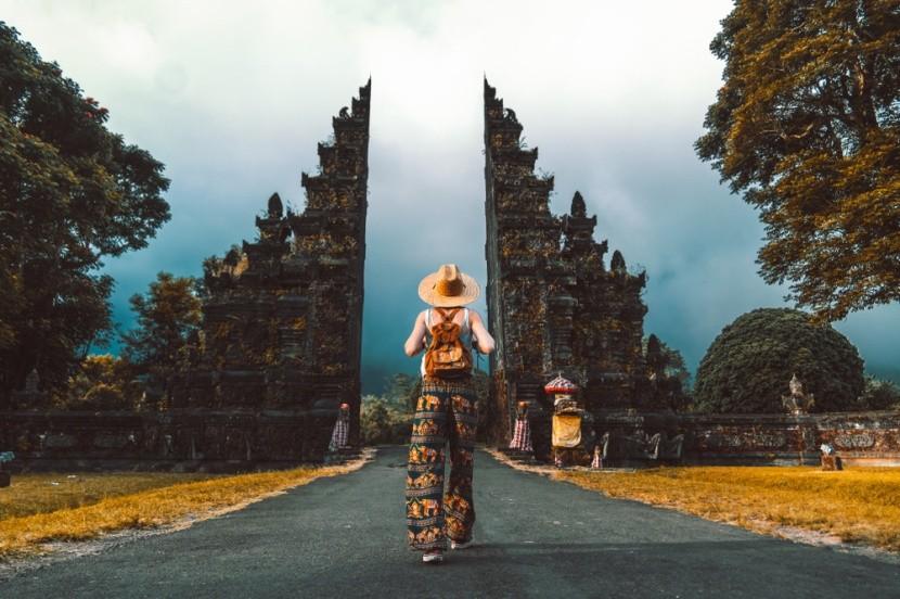 Bali, Lempuyang Luhur templom