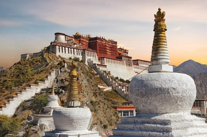 Tibet, Lhássza, Potala palota