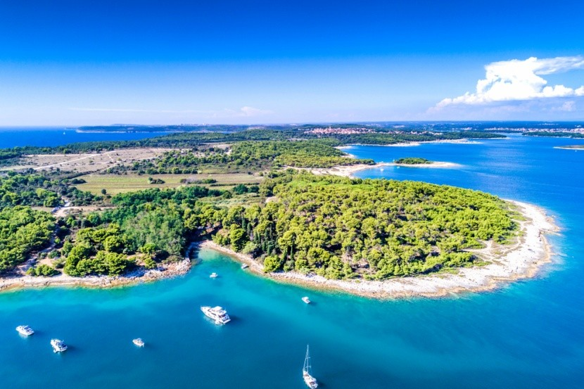 Istrie, Chorvatsko