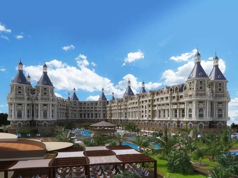 Haydar Pasha Palace 5*