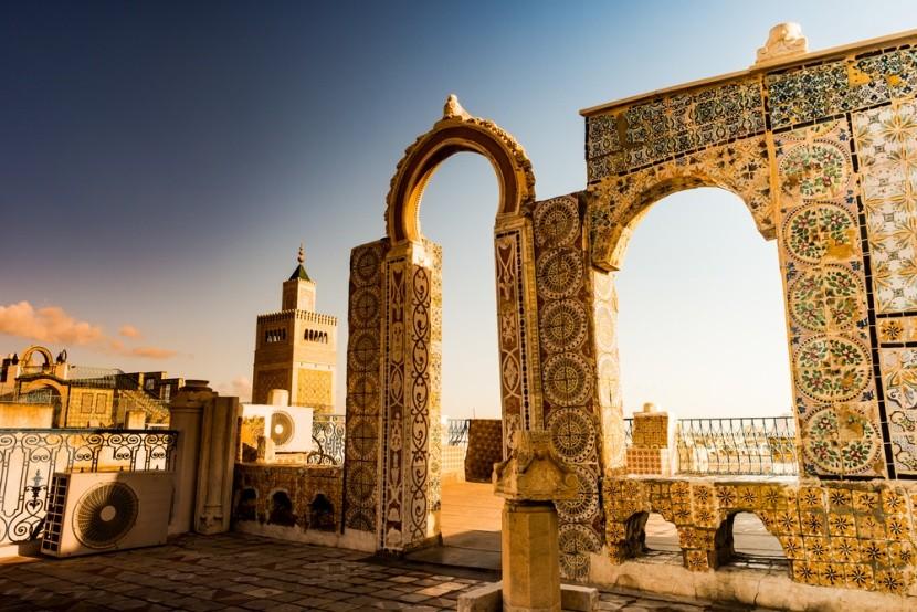 Tunézia. a hollywoodi szuperprodukciók egyik