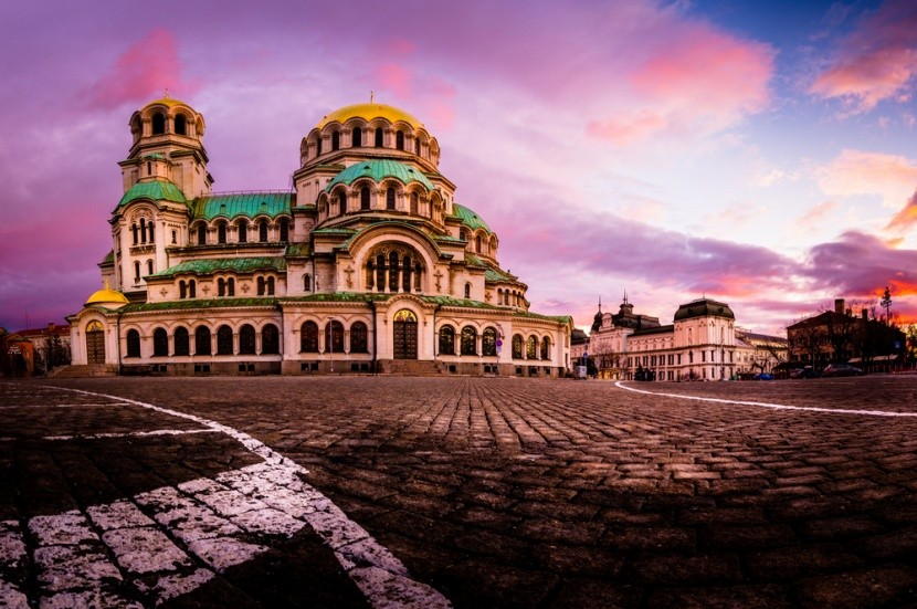 Bulgária, Szófia, Alexander Nevsky Cathedral
