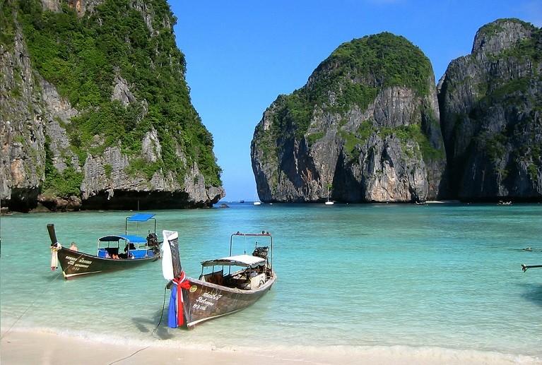 Bajeczne widoki w słonecznej Tajlandii