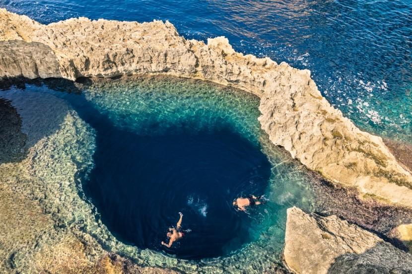 Gozo szigete