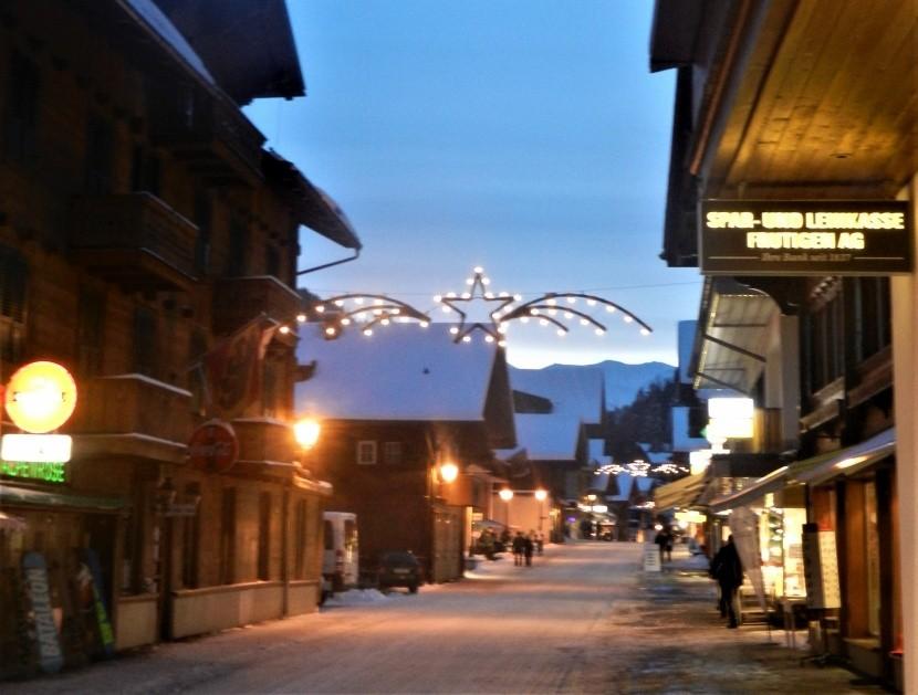 Adelboden, Szwajcaria