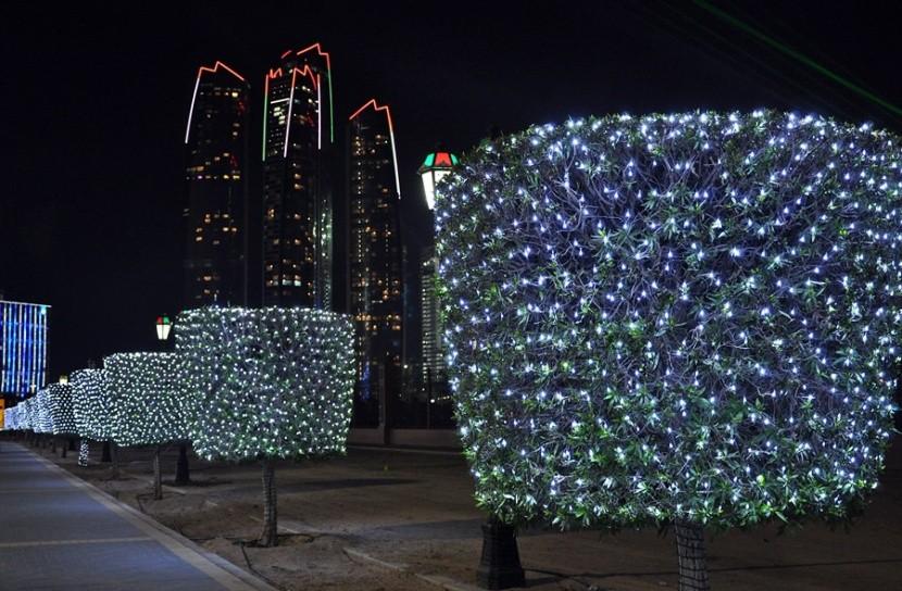 Abu Dhabi, Emiraty Arabskie