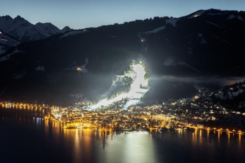 Nocna jazda na Schmittenhohe